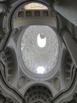 Borromini's San Carlino alle quattro fontane