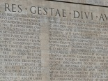 Res gestae inscription