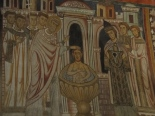 Baptism of Emperor Constantine by Pope Sylvester