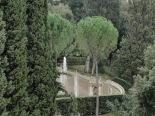 gardens at Villa d'Este
