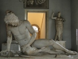 The Dying gaul in Rome's Capitoline Museum