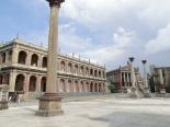 Cinecittà's set of TV production ROME